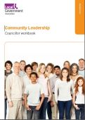community leadership councilloor workbook